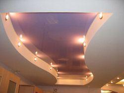 Ремонт и отделка потолков в Улан-Удэ. Натяжные потолки, пластиковые потолки, навесные потолки, потолки из гипсокартона монтаж