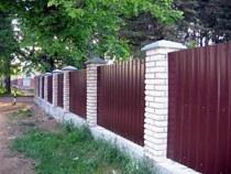 Строительство заборов, ограждений в Улан-Удэ и пригороде, строительство заборов, ограждений под ключ г.Улан-Удэ