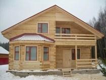 Строительство домов из бруса в Улан-Удэ. Нами выполняется строительство домов из бруса, бревен в городе Улан-Удэ и пригороде
